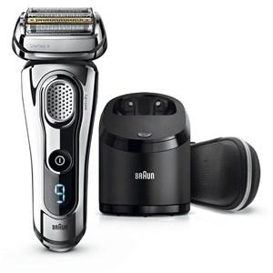 Image of   81679674 barbermaskine til ham Folie shaver Krom