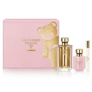 Parfume sæt til kvinder La Femme Prada (3 pcs)