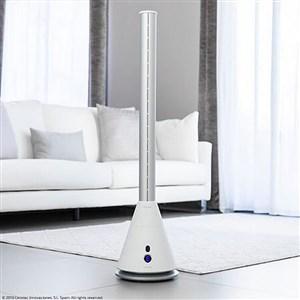 Billede af Tårnventilator Cecotec ForceSilence Skyline Bladeless 26W Hvid