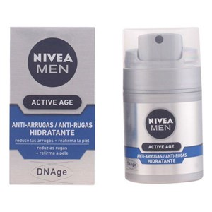 Anti-rynke creme Men Active Age Nivea 50 ml