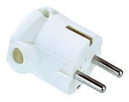 Image of 911.272 strømstik Hvid