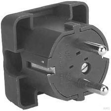 Image of 911.470 strømstik 2P+E Brun