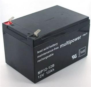 Image of 92638 Blybatterier (VRLA) 12 V
