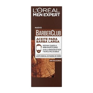 L'Oreal Make Up Olie til Skæg Men Expert Barber Club L'Oreal Make Up (30 ml)