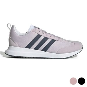 Image of   Løbesko til voksne Adidas Run60s Sort 39 1/3