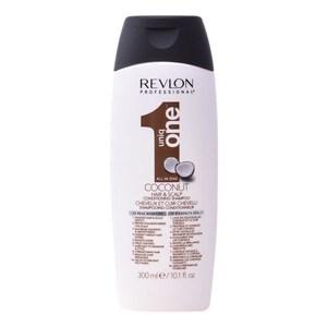 Blødgørende shampoo Uniq One Coconut Revlon (300 ml)