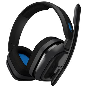 Image of A10 Headset Blå, Grå