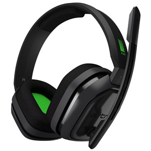 Image of A10 Headset Grøn, Grå