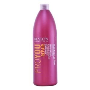 Reparerende shampoo Proyou Revlon (1000 ml) Skadet hår