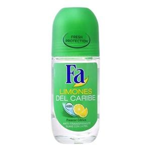 Billede af Desodorizante Roll-On Limões do Caribe Fa (50 ml)