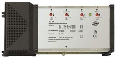 Image of AC 35 forstærker til TV signal
