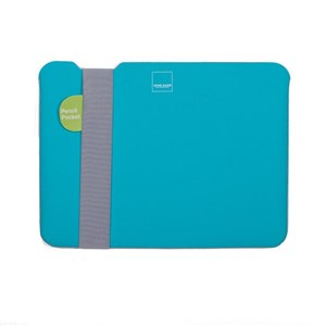 """Image of Skinny taske og etui til notebook 30,5 cm (12"""") Brun"""