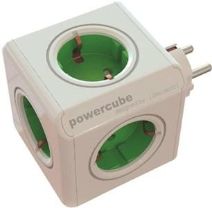 Image of acoc PowerCube Original, strømskinne med 5x CEE 7/4, 1xCEE 7/7 t