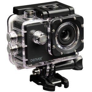 Action camera rechargeable bat