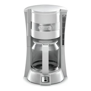 Image of   Active Line Coffee Maker, White ICM15210.1W