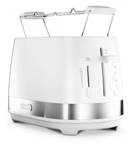 Image of   Active Line Toaster, White CTLA2103.W