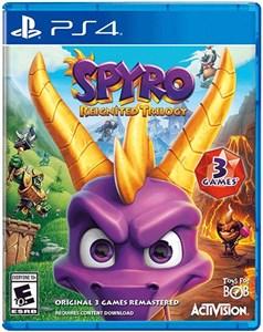 Image of Spyro Reignited Trilogy, PS4 videospil PlayStation 4 Antologi