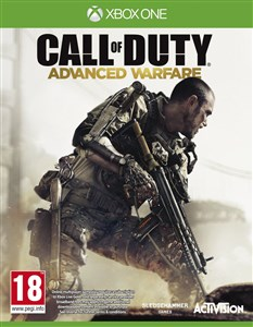 Image of Call of Duty: Advanced Warfare, Xbox One videospil Basis Fransk