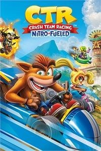 Image of Crash Team Racing Nitro Fueled videospil Xbox One Basis