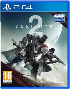 Image of Destiny 2 videospil PlayStation 4 Basis