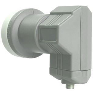 Image of ACX 915 Low Noise Block downconverter (LNB) Grå