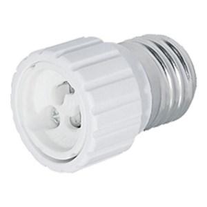 Image of   Adapter E27 til GU10, 2 stk.