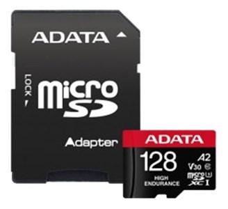 Billede af 128GB UHS-I U3 V30S(R:100MB/s/W:70MB/s) HIGH MicroSD w/adapter
