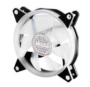 Image of Addressable RGB LED cooling fan