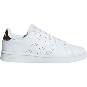 Image of   Kvinde Casual Sneakers Adidas Advantage Hvid Hvid/Grå 40 2/3