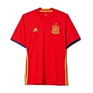 Image of   Kortærmet fodboldtrøje til mænd Adidas FEF Spanien XL