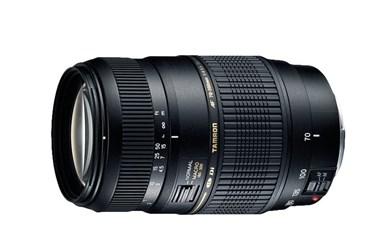 AF70-300mm F/4-5.6 Di LD Macro Nikon SLR Makrolinse Sort