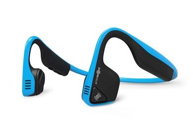 Image of Trekz Titanium Headset Halsbånd Sort, Blå