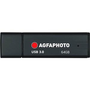 Image of 10571 USB-nøgle 64 GB USB Type-A 3.2 Gen 1 (3.1 Gen 1) Sort