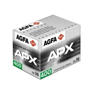 Image of APX 100 Prof sort og hvid film 36 skud