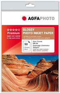 Image of AP21050A4 fotopapir Flerfarvet Glans A4
