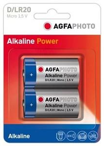 Image of LR20 Engangsbatteri Alkaline