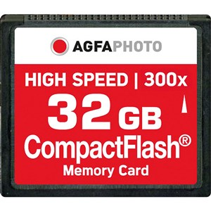 Image of USB & SD Cards Compact Flash 32GB SPERRFRIST 01.01.2010 hukommelseskort CompactFlash