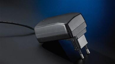 Image of 6101149 strømadapter og vekselret Indendørs Sort