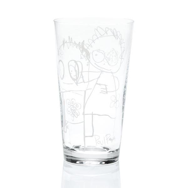 Fantastisk aida Poul Pava Vase 20,5 cm pure friends Vase - Skiftselv.dk HE58