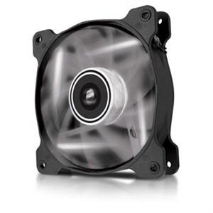 Image of   Air AF120 Computerkabinet Ventilator 12 cm Sort, Hvid