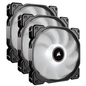 Image of   Air CO-9050082-WW PC-kølerkomponent Computerkabinet Ventilator 12 cm Sort, Hvid