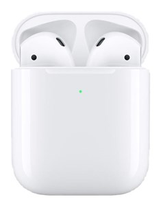 Image of   AirPods (2nd Generation) with Wireless Charging Case