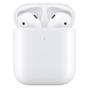Image of   AirPods med trådlöst ladd.etui