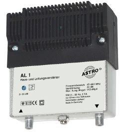 Image of AL 1 forstærker til TV signal