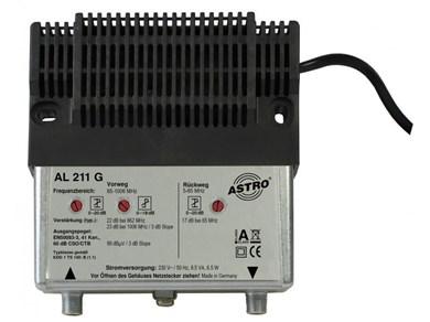 Image of AL 211 G forstærker til TV signal