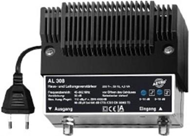 Image of AL 308 E forstærker til TV signal
