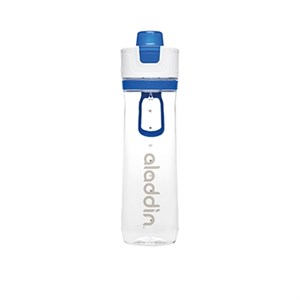 Billede af Active Hydration Tracker 800 ml Dagligt forbrug, Sport Blå, Transparent, Hvid Tritan