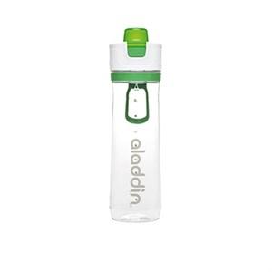 Image of   Active Hydration Tracker 800 ml Dagligt forbrug, Sport Grøn, Transparent, Hvid Tritan