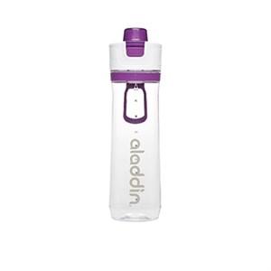 Image of   Active Hydration Tracker 800 ml Dagligt forbrug, Sport Lilla, Transparent, Hvid Tritan