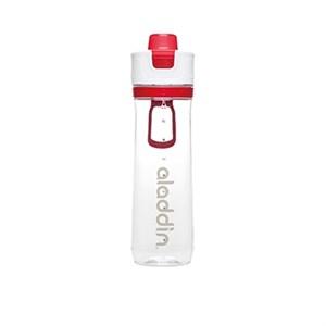 Image of   Active Hydration Tracker 800 ml Dagligt forbrug, Sport Rød, Transparent, Hvid Tritan